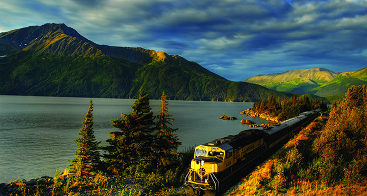Alaskas National Parks by Rail