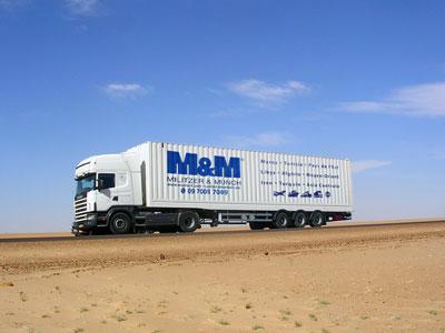 Cargomax. Starptautiskie Kravu Pārvadājumi. Alžīrija, Francija, Maroka, Tunisija, Magriba valstis.