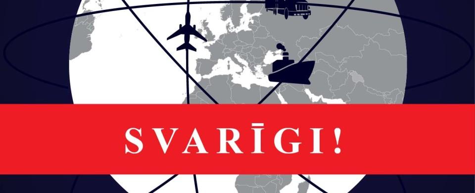 Sākot ar 23.03.2020. uzņēmums Cargomax pāriet tikai uz elektronisko dokumentu apriti.