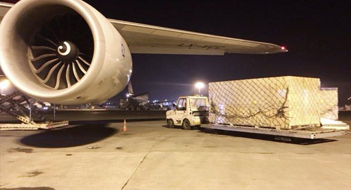 Gaisa kravu pārvadājumi