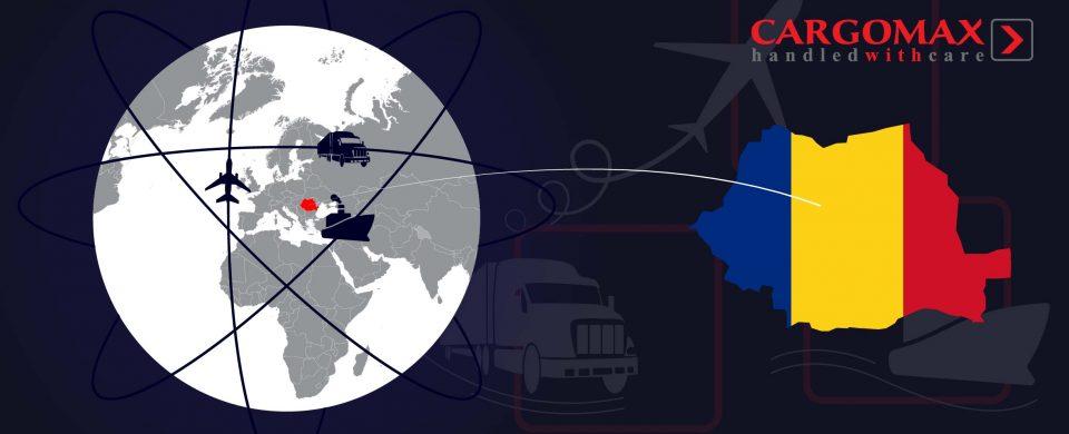 Starptautiskie kravu pārvadājumi no Rumānijas uz Latviju un Igauniju.